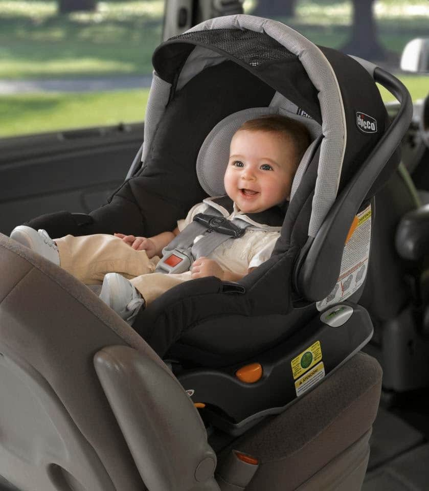 Rear-Facing Car Seats vs. Forward-Facing Car Seats
