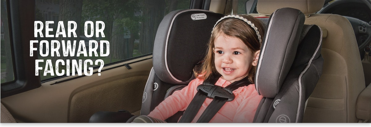 Is It Safe To Use Forward-Facing Car Seats Or Rear-Facing Car Seats?